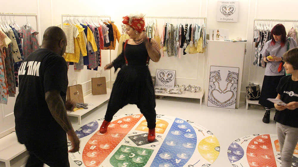 Kids fashion company Circus PR welcome Danceacise to Press Day