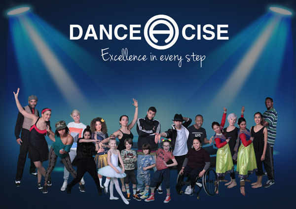 Danceacise Promo Filmed in London