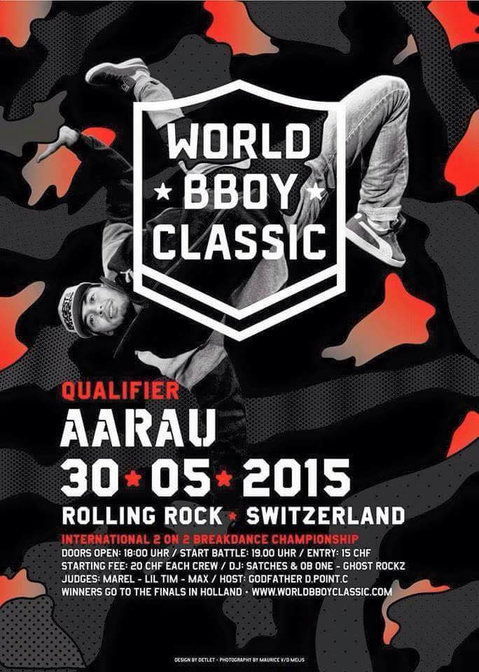 World B'boy Classic WBC Switzerland Qualifier