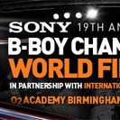 Bboy Lil'Tim wins Naughty Forties worlds championships