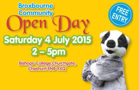 Broxbourne Open Day