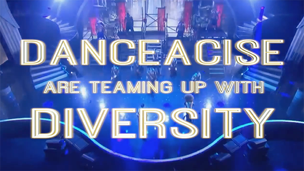 Danceacise teams up with Diversity