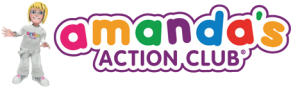 Amandas Action Club  Logo