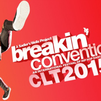 Danceacise show revolutionary Precision Mats at Breakin' Convention