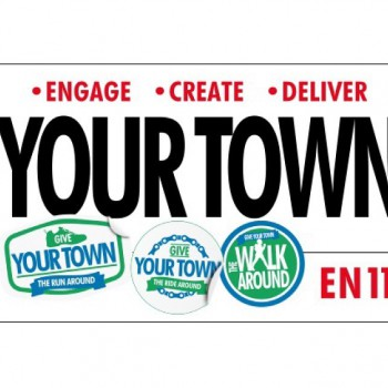 Give Your Town the Run Around